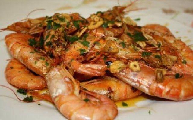 Imagen de la receta de Gambas o langostinos al ajillo